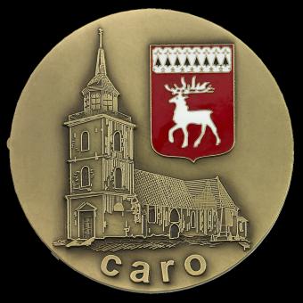 Médaille CARO (ref medfr027)