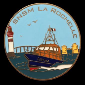Médaille SNSM LA ROCHELLE (ref medfr010)