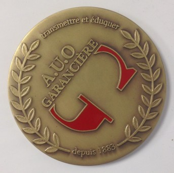 Médaille MEDFR064 AUO GARANCIERE