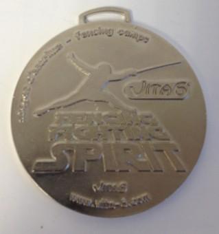 Médaille MEDFR070 VITA6 ESCRIME