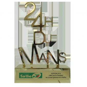 Trophée 24 HEURES DU MANS (ref 888)