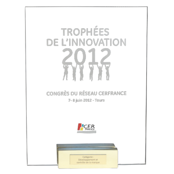 Trophée CER (ref 964)