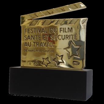 Trophée CLAP DE CINEMA (ref 938)