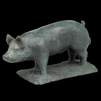 Trophée sculpture COCHON (ref 362)