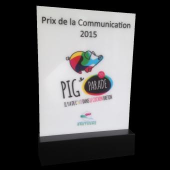 Trophée COMITE PORCIN (ref 9036)
