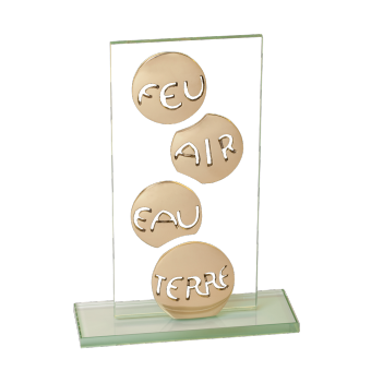 Trophée ELEMENTS (ref 735)