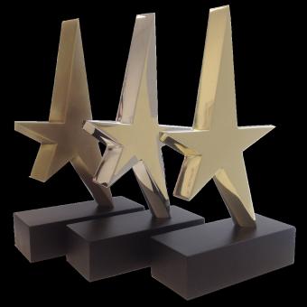 Trophée ETOILE CREDIT DU NORD (ref 951)