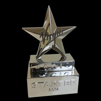Trophée ETOILE VIRGIN RADIO (ref 939)