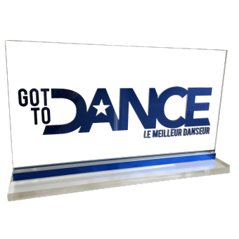 Trophée GO TO DANCE (ref 9043)