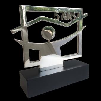 Trophée ISOFRANCE 5 ANS (ref 929)