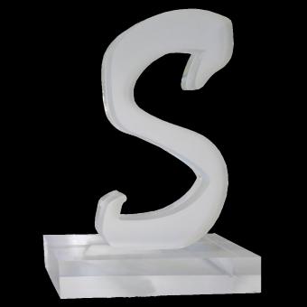 Trophée LETTRAGE S
