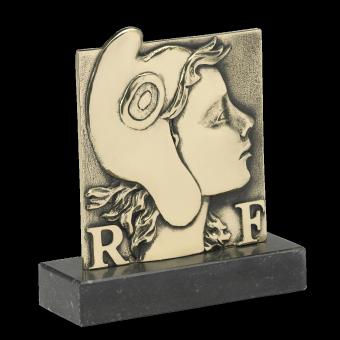 Trophée MARIANNE DU CIVISME (ref 561)