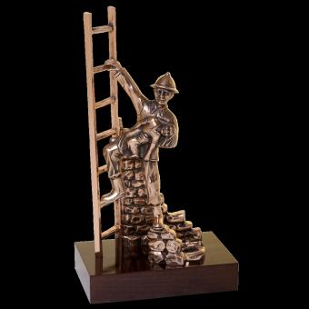 Trophée POMPIER (ref pom05)
