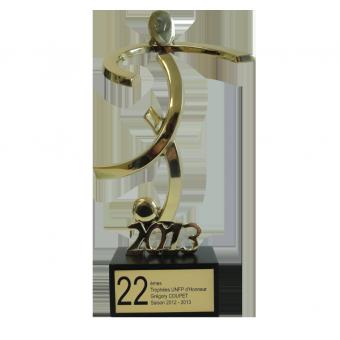 Trophée UNFP (ref 881)