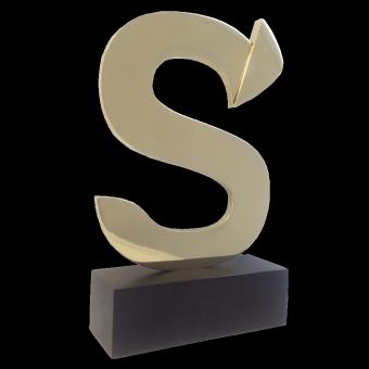 Trophée personnalisés SOREDIC CINEVILLE (ref 956)