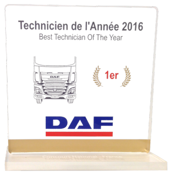 Trophée DAF (ref 9061)