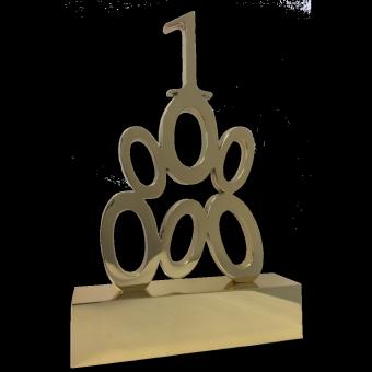 1002 Trophée 1000000