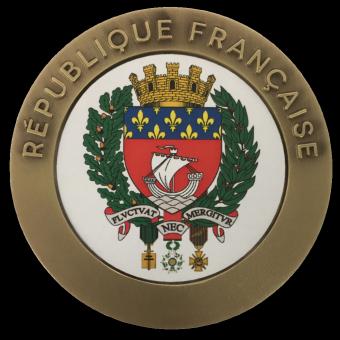 Medaille-en-bronze MEDFR0171 REPUBLIQUE FRANCAISE