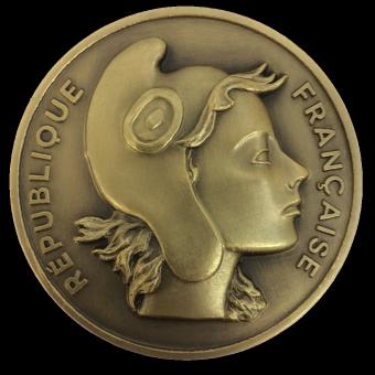Médaille MEDFR138 MARIANNE DU CIVISME