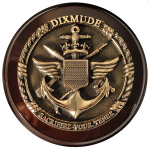 Création pour l'inauguration du BPC Dixmude