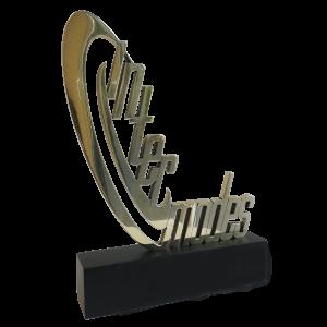Trophées personnalisés INTERMODES (ref 947)