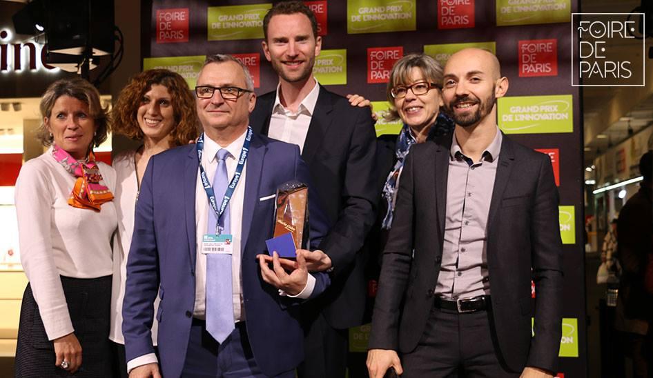 Troph es de l 39 innovation de la foire de paris 2016 bronzes de mohon - Innovation foire de paris ...