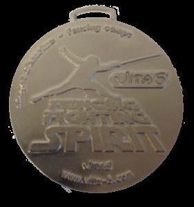 Médaille VITA6 ESCRIME